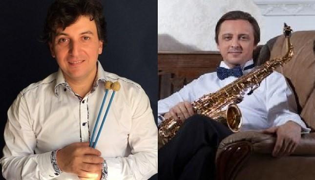 Maxim Sepkhanov and Vladislav Vals