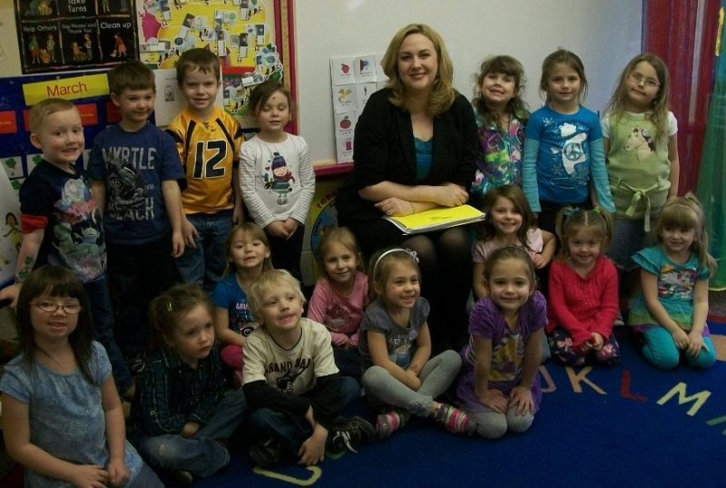 Mrs. Ronat's Pre-K @ Jumping Branch Elementary