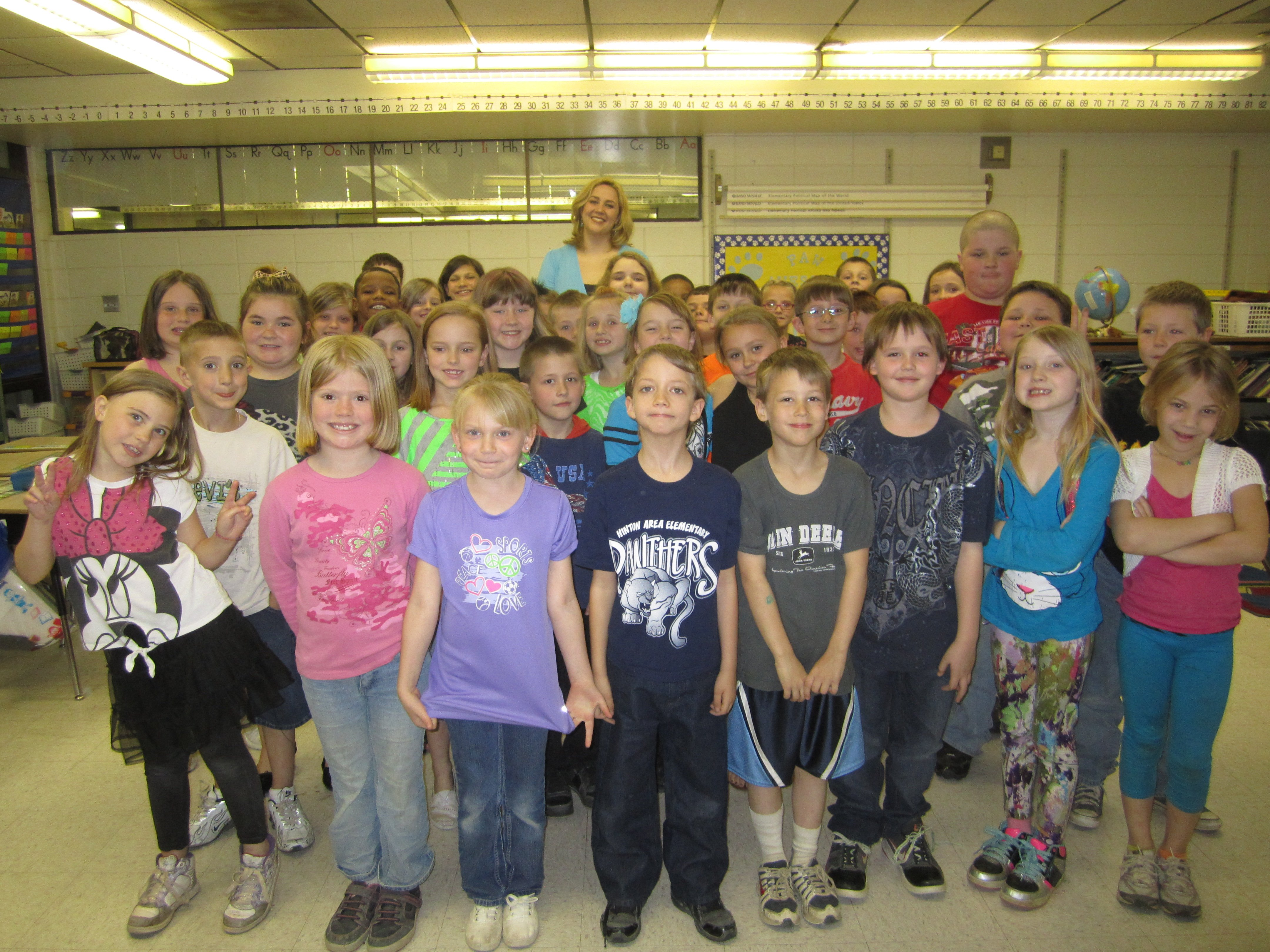 Hinton Area Elementary 2nd Grade (Mrs. Dryden, Mrs. Harvey)