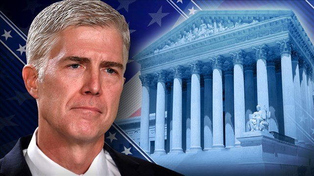 The Senate Confirmed Neil Gorsuch as a Supreme Court Justice