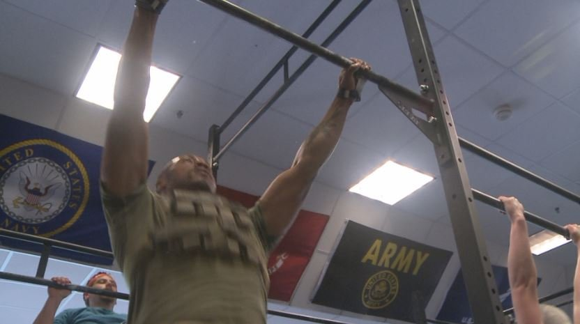 Celebs, LIers take Murph Challenge for Navy Seal Lt. Murphy