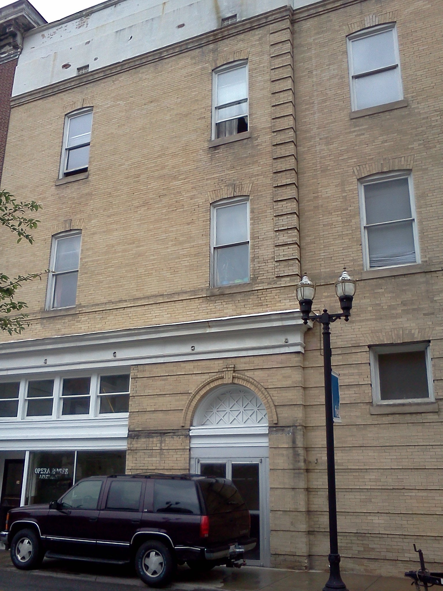 Opera House Apartments in Bluefield
