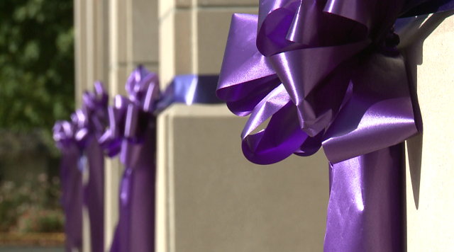 Annual ceremony to honor victims of domestic violence