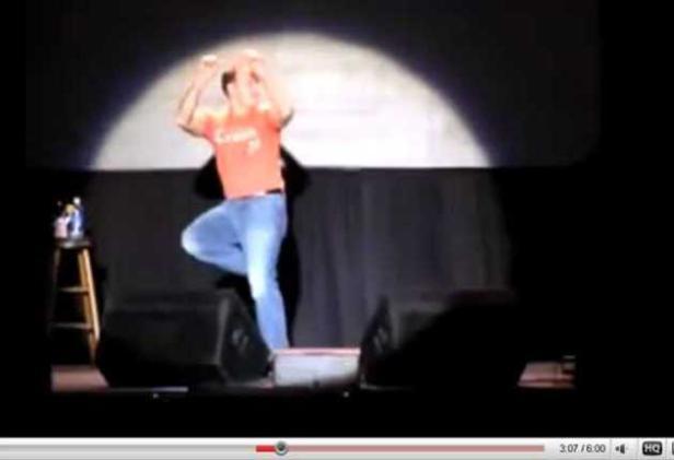 """Evolution of Dance"""