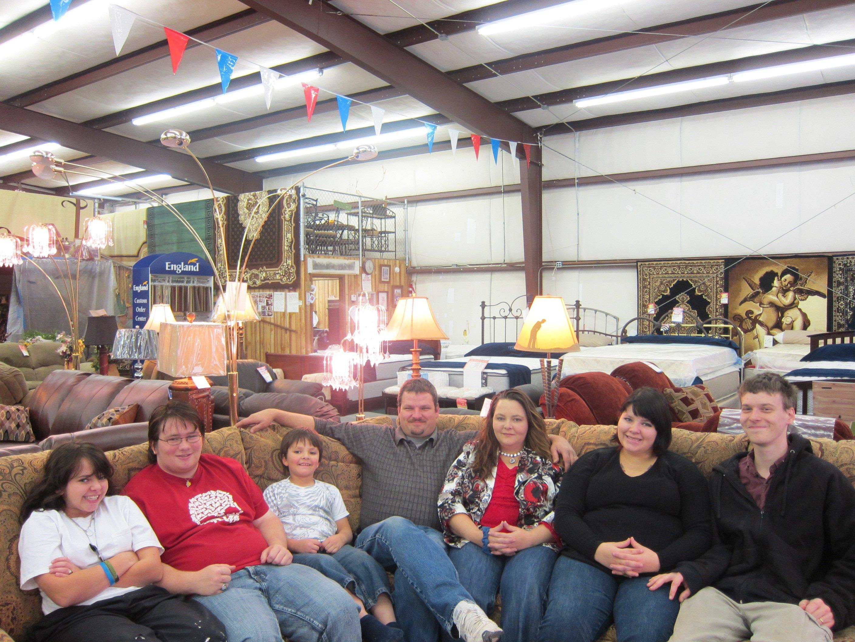 Our Family  - Jessee, David, Billy, Aaron, Sherri, Dera, Shawn