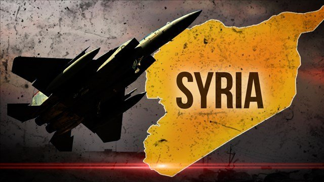 US, allies strike Syria to stop chemical weapons