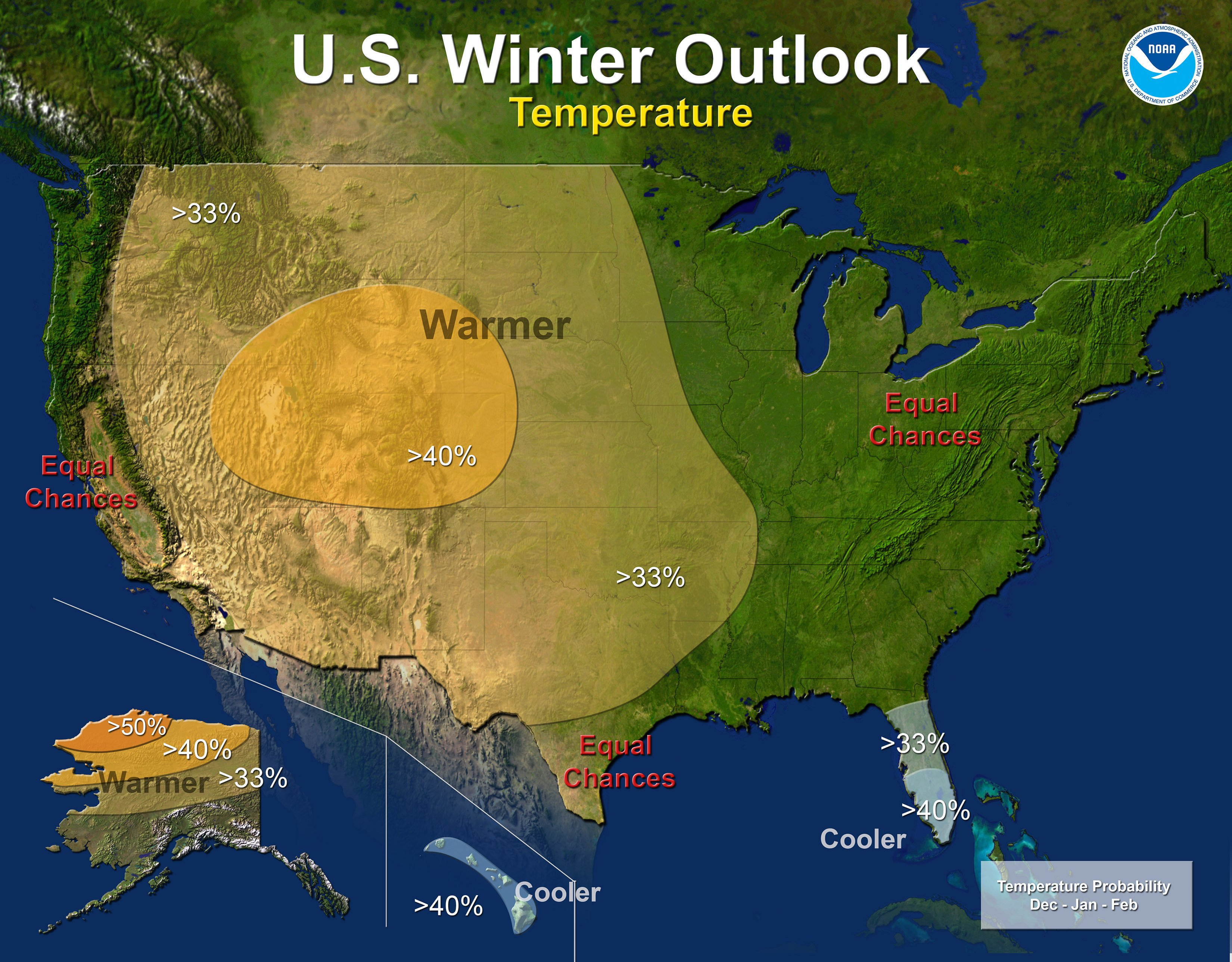 NOAA Outlook
