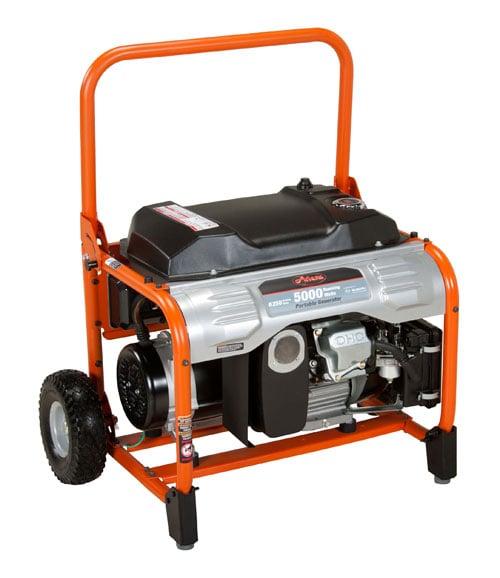Ariens 5,000-watt Generator (model number 986054)