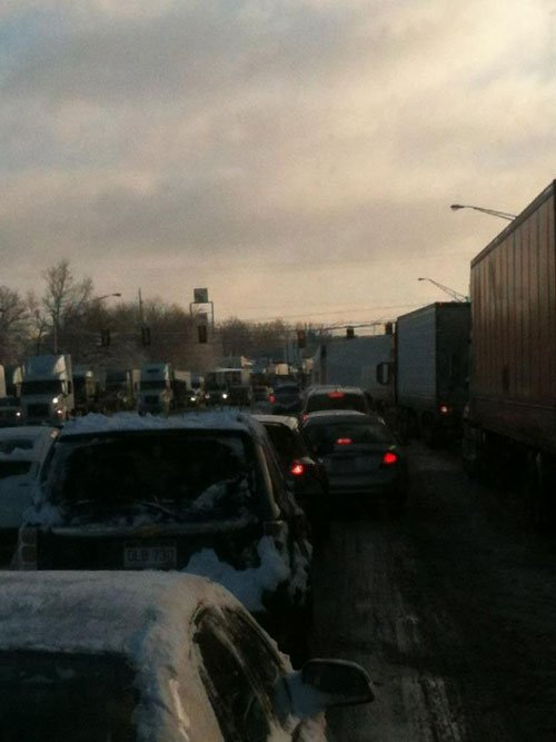 Exit 9 area in Princeton (photo from Robert Youther)