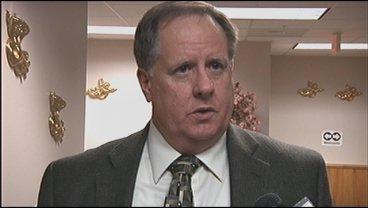 Raleigh County Sheriff Steve Tanner