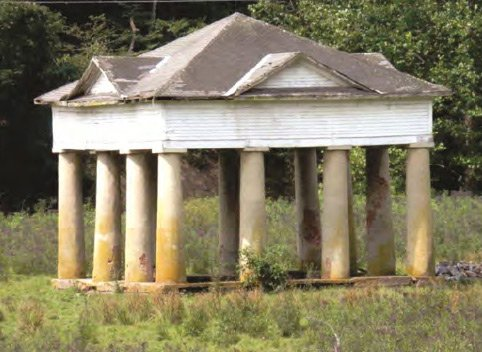the Blue Sulphur Springs Pavilion; from pawv.org