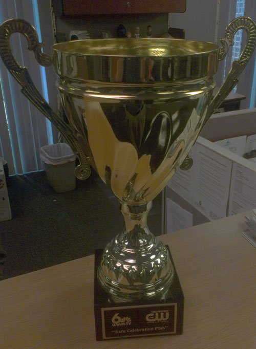 The Traveling Trophy