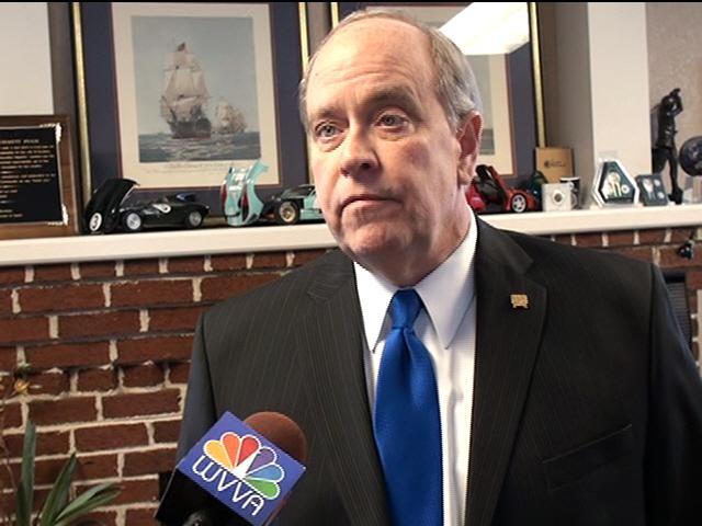 Beckley Mayor Emmett Pugh