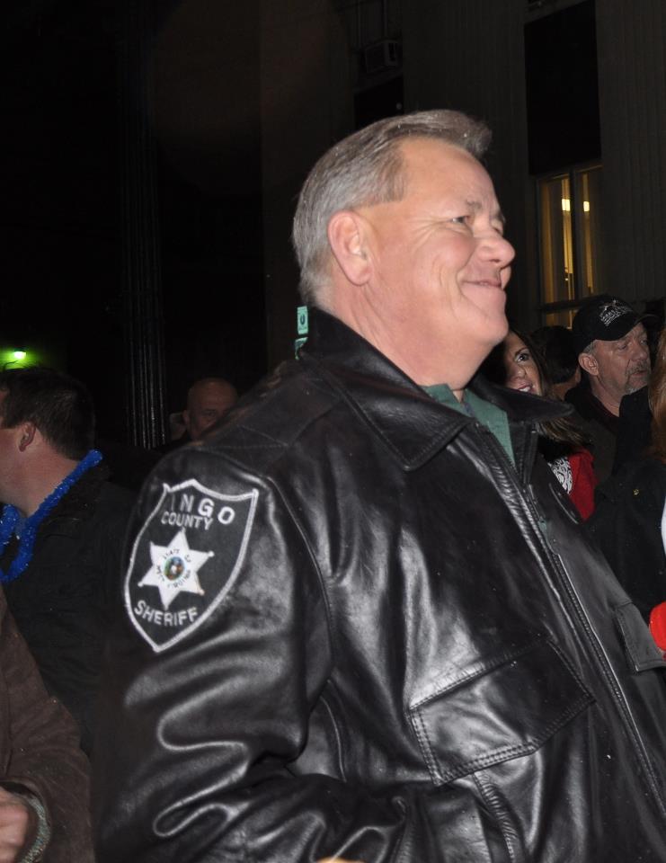 Mingo County Sheriff Eugene Crum