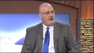 Wyoming County Prosecutor Michael Cochrane