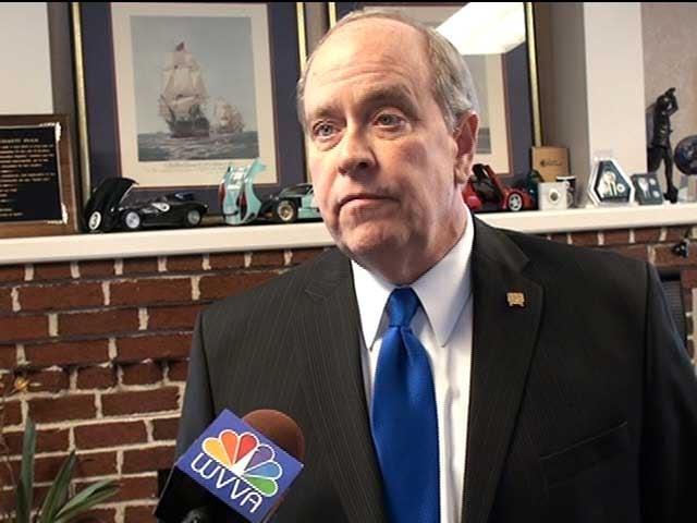 Mayor Emmett Pugh