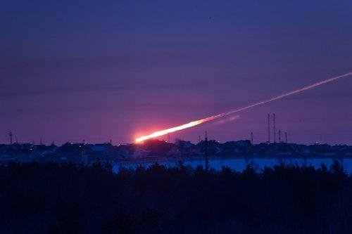 February 15, 2013 meteor that hit Russia
