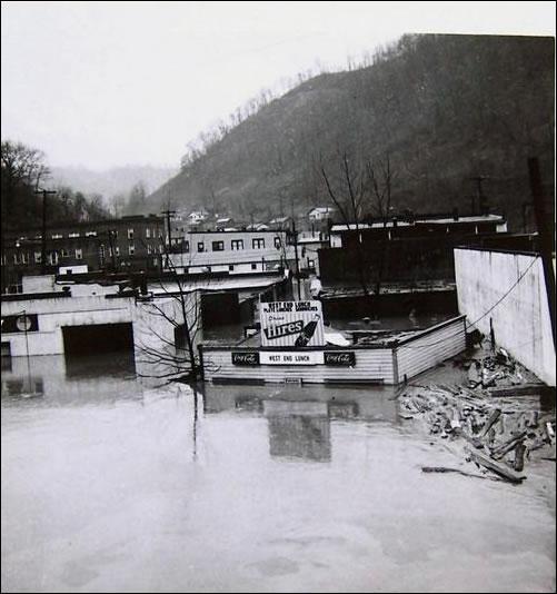 Bradshaw flood 1977
