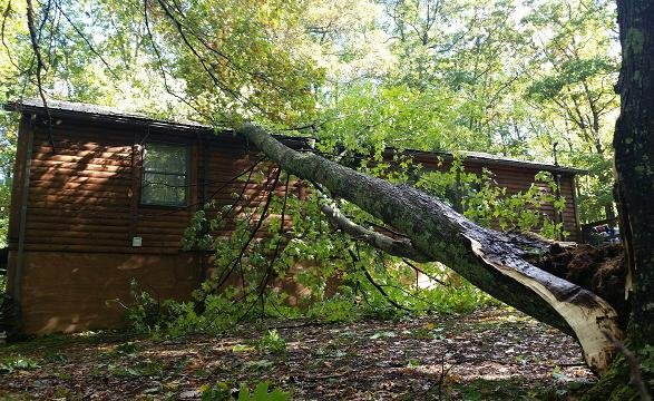 Frontier to restore service to Odd on Saturday following tornado on Oct. 8