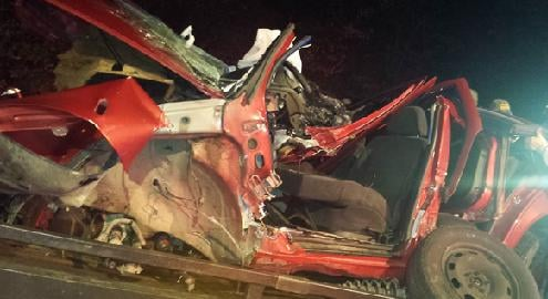 Two killed in crash on U.S. 460 in Giles County
