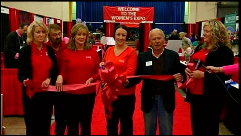 2014 Women's Expo is underway Friday and Saturday at the Brushfork Armory