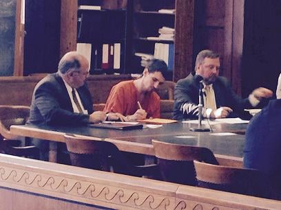 Oscar Combs Jr. enters plea to first-degree murder with mercy in Mercer County