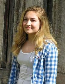 Lilly Neff reported missing in the Hico area of Fayette County