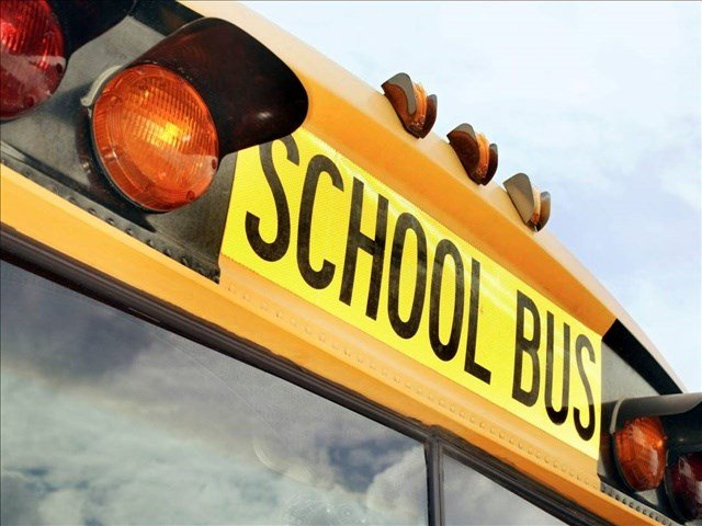 Teen hit by truck while waiting on school bus in Hilltop, WV.