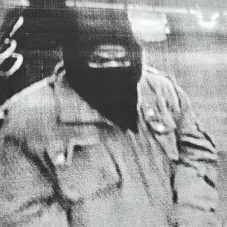 Suspect wanted for robbery of the Donut Connection in Beckley, WV.