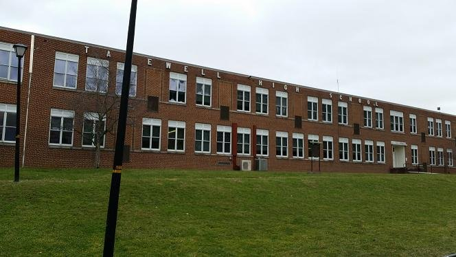 A juvenile student is charged in the assault on a substitute teacher at Tazewell High School.