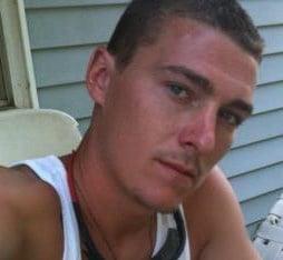 Derek Tabor, 23, killed during shooting in Bluefield, WV on August 20, 2012.