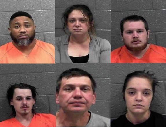 28 men and women are arrested on drug charges in Raleigh County.