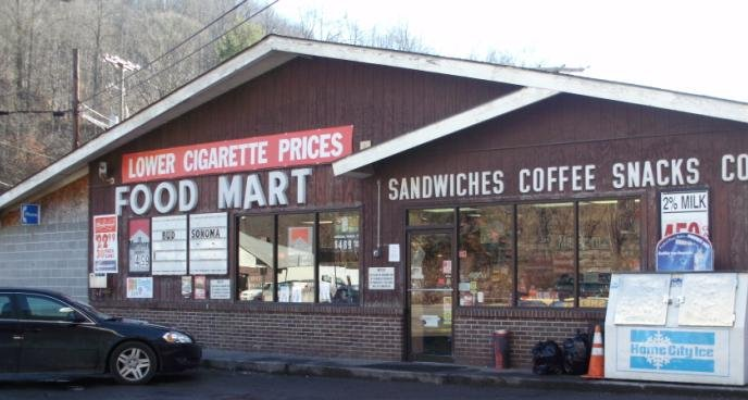 An Armed robbery is reported at the Maybeury Food Mart in McDowell County. Law enforcement continues the search for two suspects.