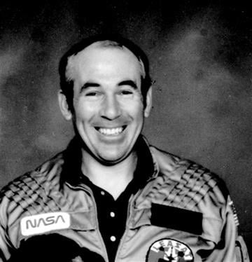 (AP Photo, File). FILE - This undated photo provided by NASA shows American astronaut Gregory B. Jarvis. Jarvis was one of seven crew members killed aboard the Challenger mission, which exploded 73 seconds after liftoff from Kennedy Space Center in Fl