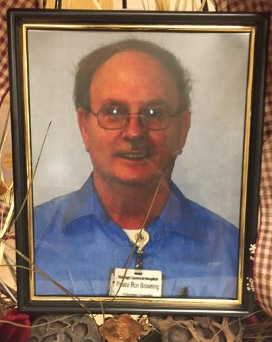 Pastor Ron Browning 68, was killed at his home on Odessa Avenue in Beckley over the weekend.