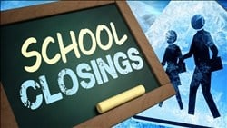Closings wearing on parents and kids