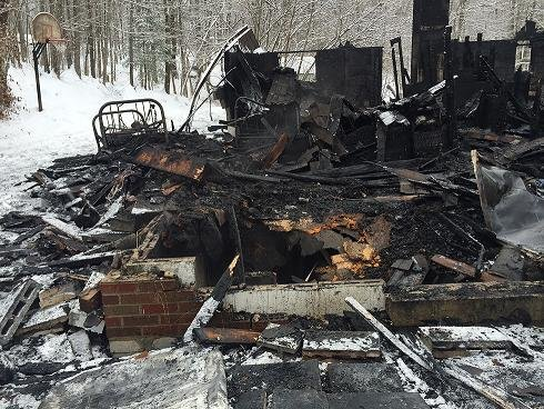 A woman is killed in a fire in the early morning hours on Thursday in Raleigh County.