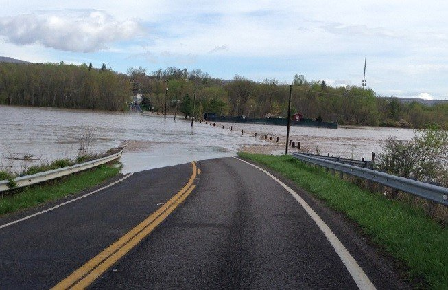 Max Meadows Roads, Wythe County