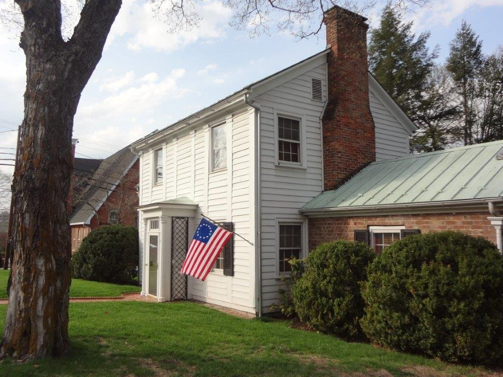 The home of Glen and Carol Jewell in Lewisburg