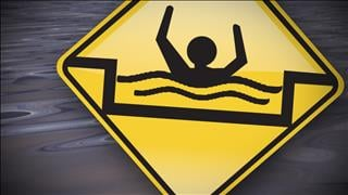 Authorities searching for man's body