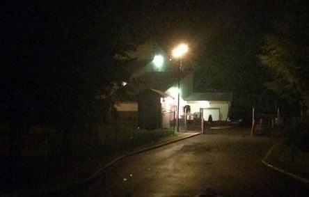 Crime scene (Photo credit: Alison Wickline/WVVA News)