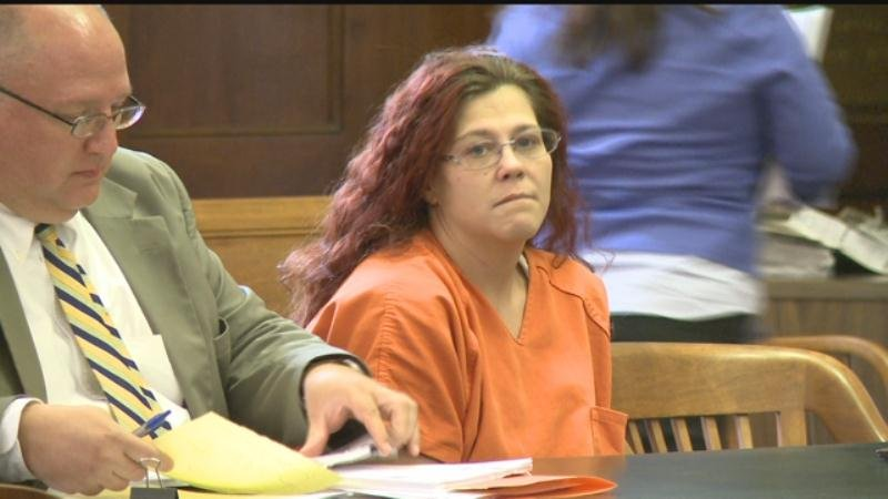 Jessica Barela is sentenced to 4-20 years in prison.