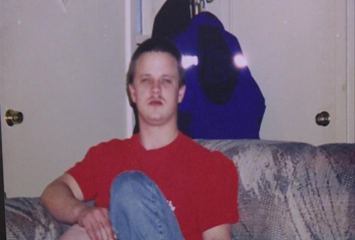Jonathan Skaggs, 24, was reported missing in August 1999. His charred remains were found days after his disappearance.