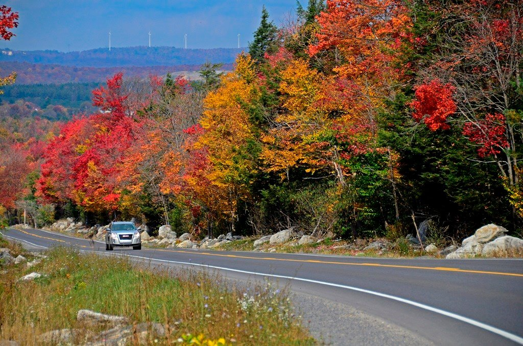 Photo courtesy West Virginia Department of Commerce archives (see attached photo): Foliage in the Davis-Thomas area of Tucker County was estimated to be 70 percent peak earlier in the week and may peak during the first weekend of October.
