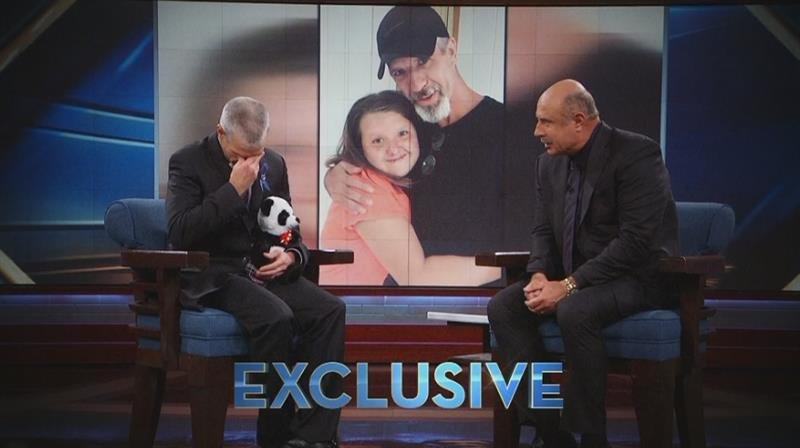 David Lovell, father of slain teen Nicole Lovell, will appear on The Dr. Phil Show on Wednesday, February 10 at 3 p.m. on WVVA-TV