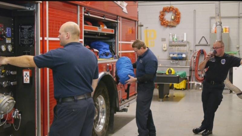 Princeton Fire Department Pulls Off The Mannequin