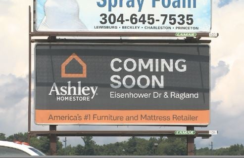 New furniture store moving into beckley wvva tv bluefield beckley wv news weather and sports National home furniture beckley wv