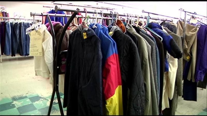 Thank you for donating to our warm morning coat drive wvva tv bluefield beckley wv news National home furniture beckley wv