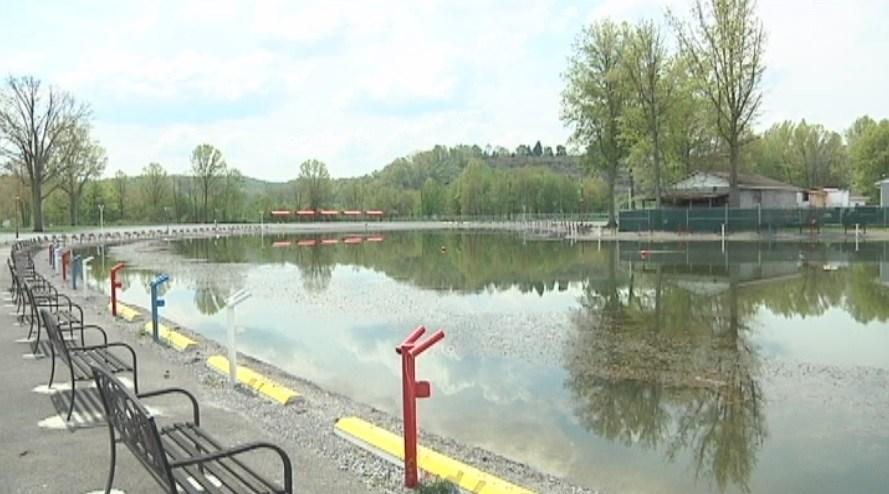 Owner plans reopening of princeton pond after big fish for Big fish princeton