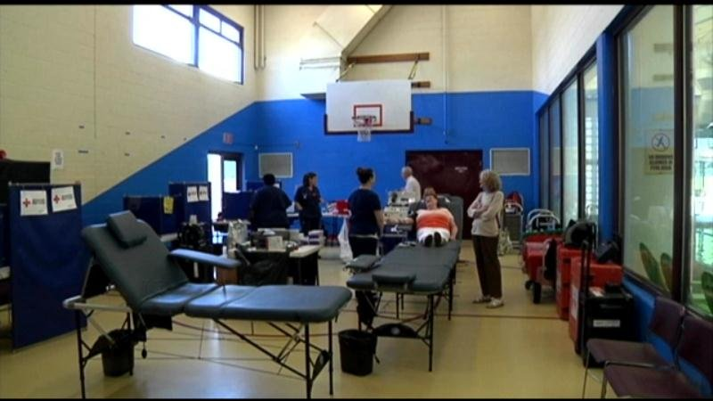 Wwva ramey auto group and american red cross host blood for Ramey motors princeton wv